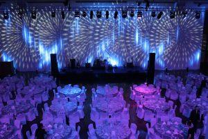 Australian Coal Preparation Society Gala Ball Canberra Event Lighting Stage Lighting Design