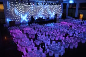 Australian Coal Preparation Society Gala Ball Canberra Event Lighting Stage Lighting Design