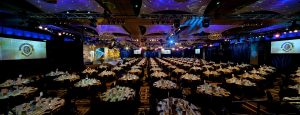 Brownlow Medal Melbourne Event Lighting
