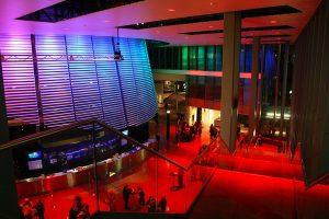 NIDA Sydney Intelligent Event Lighting
