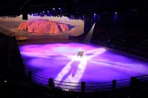 Outback Spectacular LED Screens LED Stage Theatre Lighting
