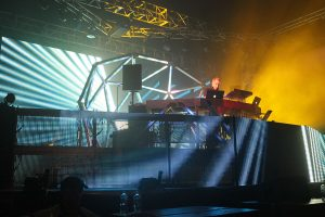 Paul Van Dyk Event Stage LED Screens and Stadium Lighting