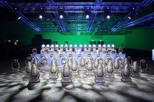 RNA Showgrounds Brisbane LED Light Hire Event Lighting