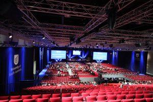 Adelaide Convention Centre Stadium Lighting LED Screens