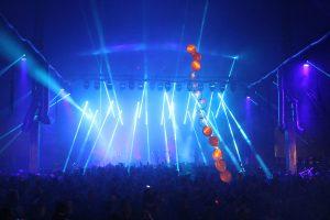 Future Musical Festival Custom LED Light Show Stadium Lighting