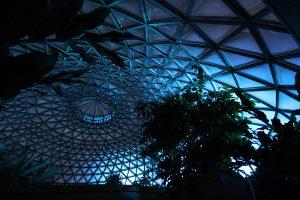Mt Cootha Botanical Gardens Brisbane Outdoor LED Building Facade Lighting