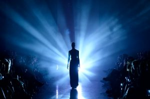 New Zealand Fashion Week Runway Event Lighting