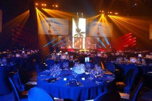 Halberg Awards New Zealand Event Lighting Stage LED Screens