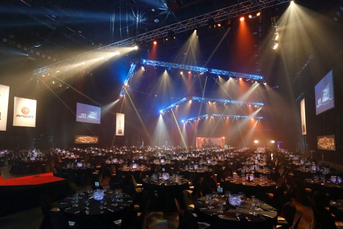 Entertainment Venues Stadium and Arena Lighting