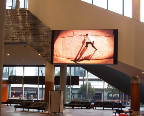 Melbourne Convention and Exhibition Centre Digital Billboard Advertising LED Sign