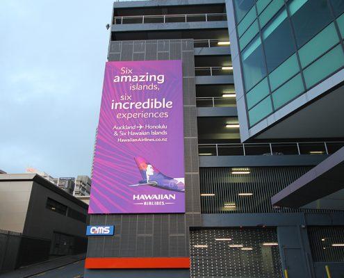 QMS Fanshawe LED Billboard Digital Advertising Display
