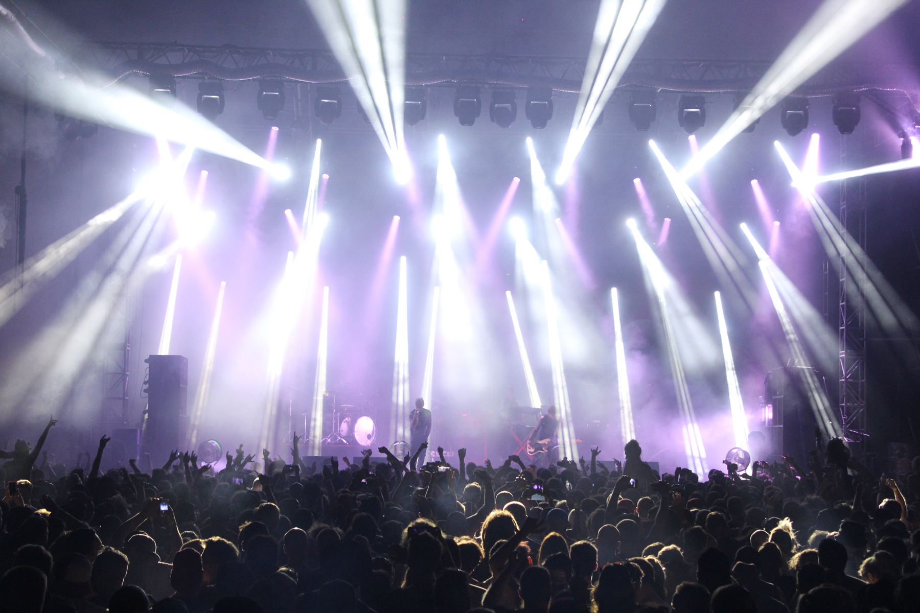 Prodigy Concert LED Stage Lighting Design