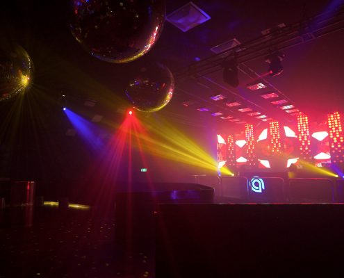 Academy Club LED Screens Nightclub LED Lighting