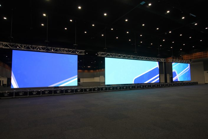 Gold Coast Convention and Exhibiton Centre LED Big Screens