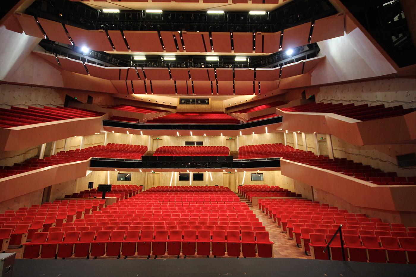 AOTEA Centre Theatre Lighting