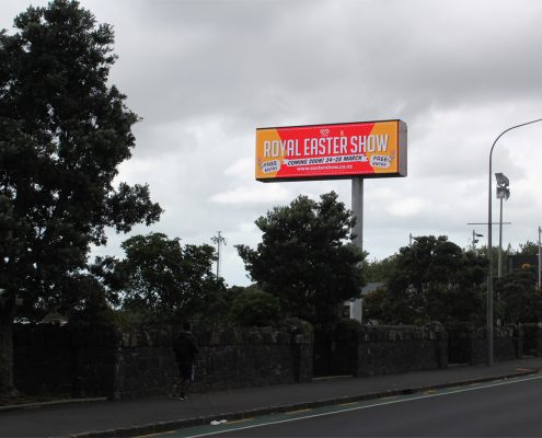 Royal Easter Show Showgrounds LED Billboard Digital Advertising