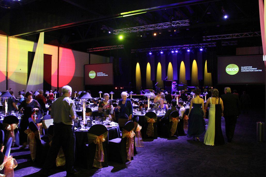 Gladstone Entertainment Centre | ULA Group