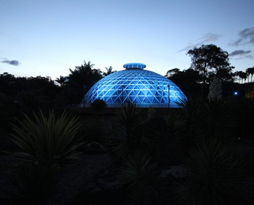 Mt Cootha Botanical Gardens Indoor LED Architectural Building Lighting