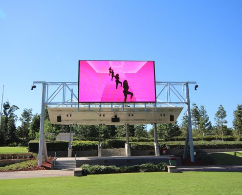 Robelle Domain Outdoor LED Stage Lighting Design