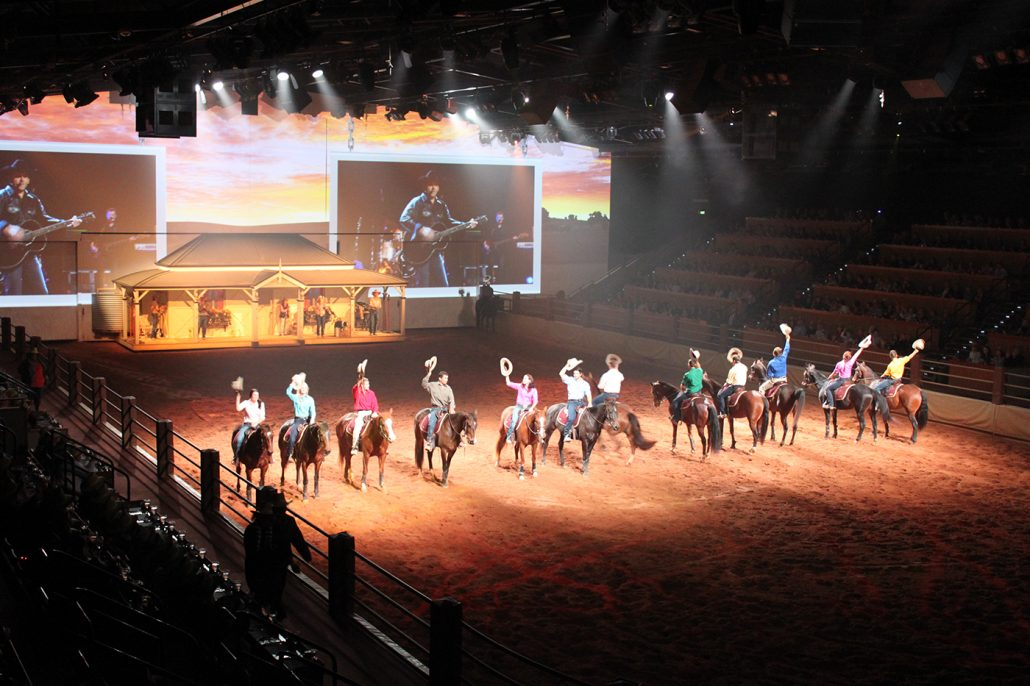 The Australian Outback Spectacular Ula Group