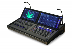 Chamsys Console LED Control