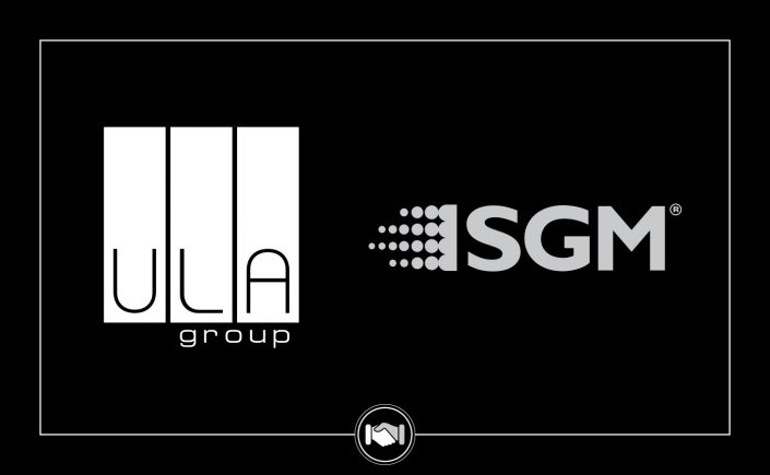 ULA Group and SGM Logo