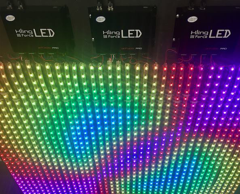 Arkaos LED Wall