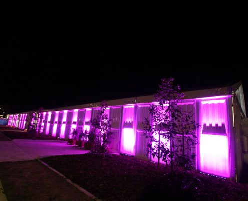 Gold Coast Commonwealth Games Athletes Village Architectural Lighting