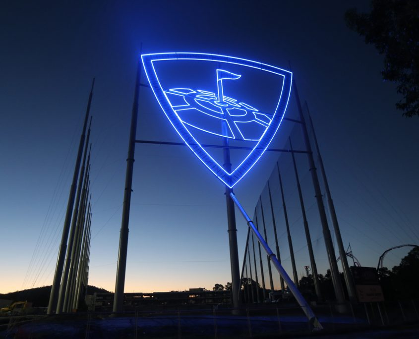 Topgolf Outdoor LED Signage