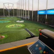 Topgolf Outdoor LED Billboard Big Screen