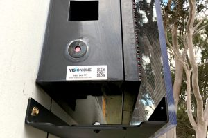 Wooranna Park Primary School LED Billboard Screen Info Vision One