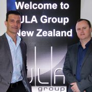 Con and Garth ULA Group New Zealand Branch Manager
