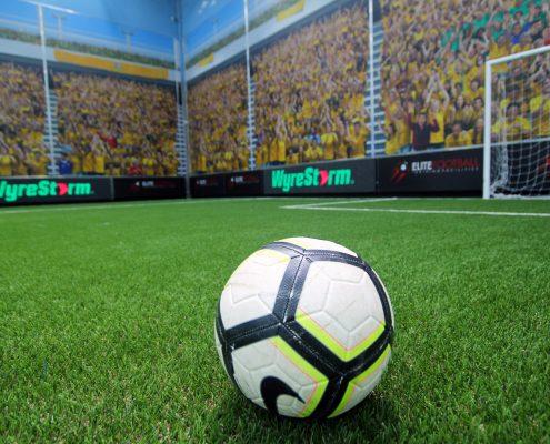 Elite Football Experience Vuepix LED Screen Video Wall