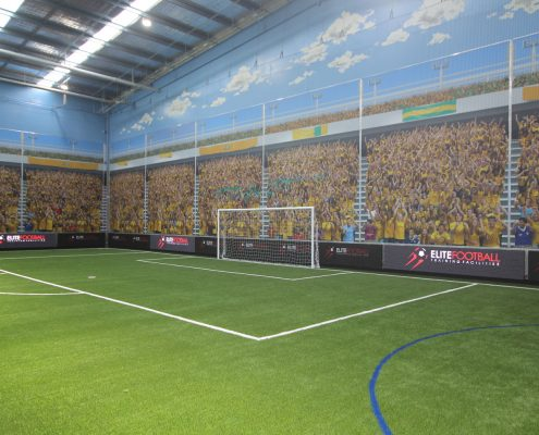 Elite Football Experience Vuepix LED Screen Video Wall