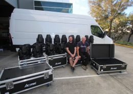 TLD Services Boost their Acme LED Lighting Inventory